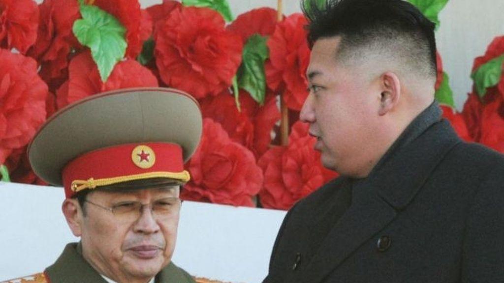 """El régimen norcoreano ejecuta al tío de Kim Jong Un por """"traidor"""""""