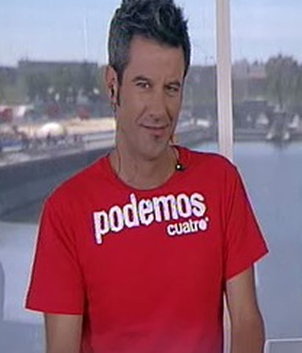 La camista de Podemos