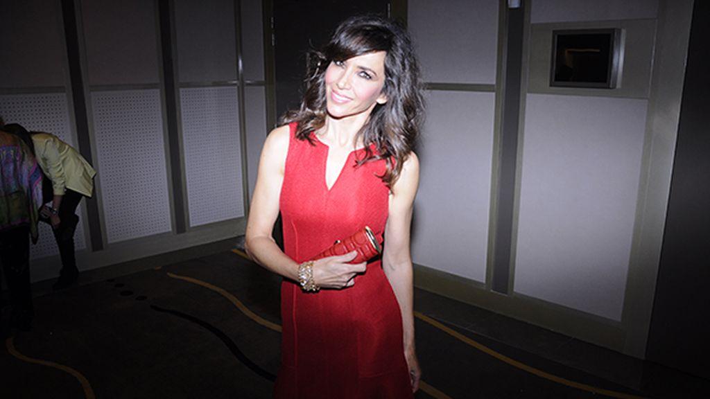 Paloma Lago lució un total look de Carolina Herrera