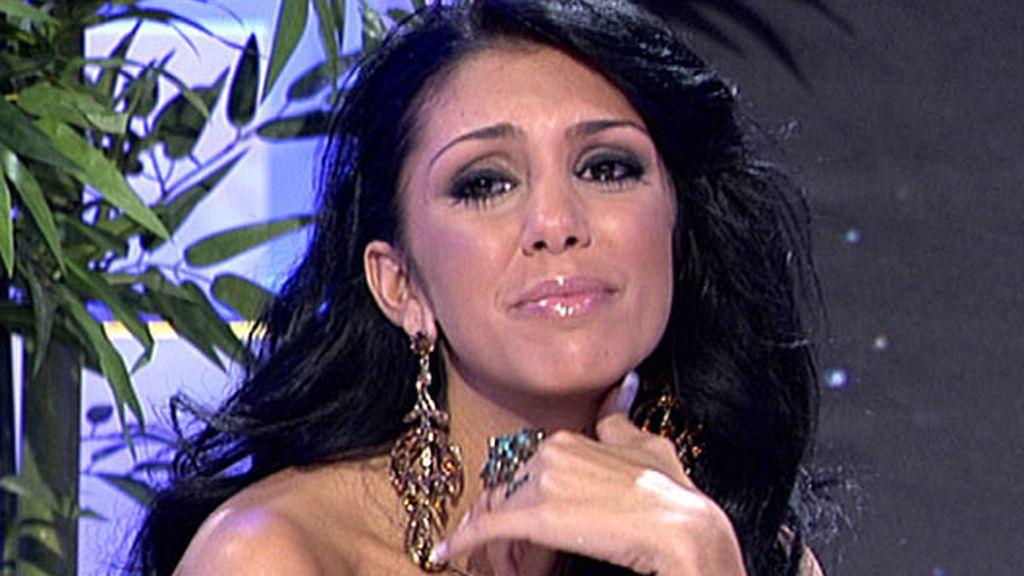 Silvia se queda con el mojo picón