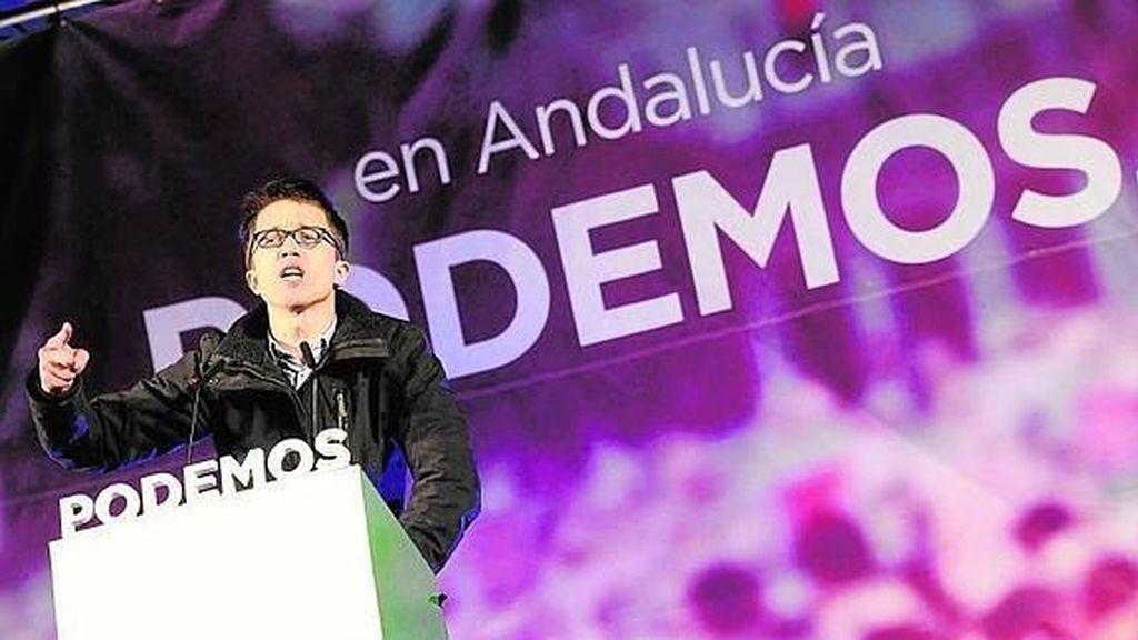 Errejón, de campaña en Sevilla