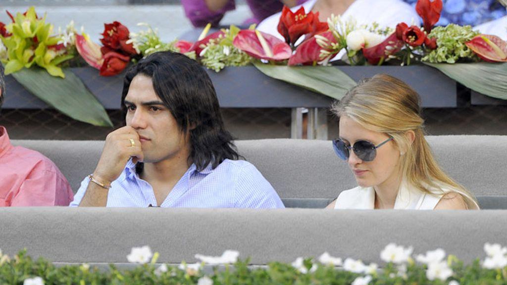 Falcao y Lorelai