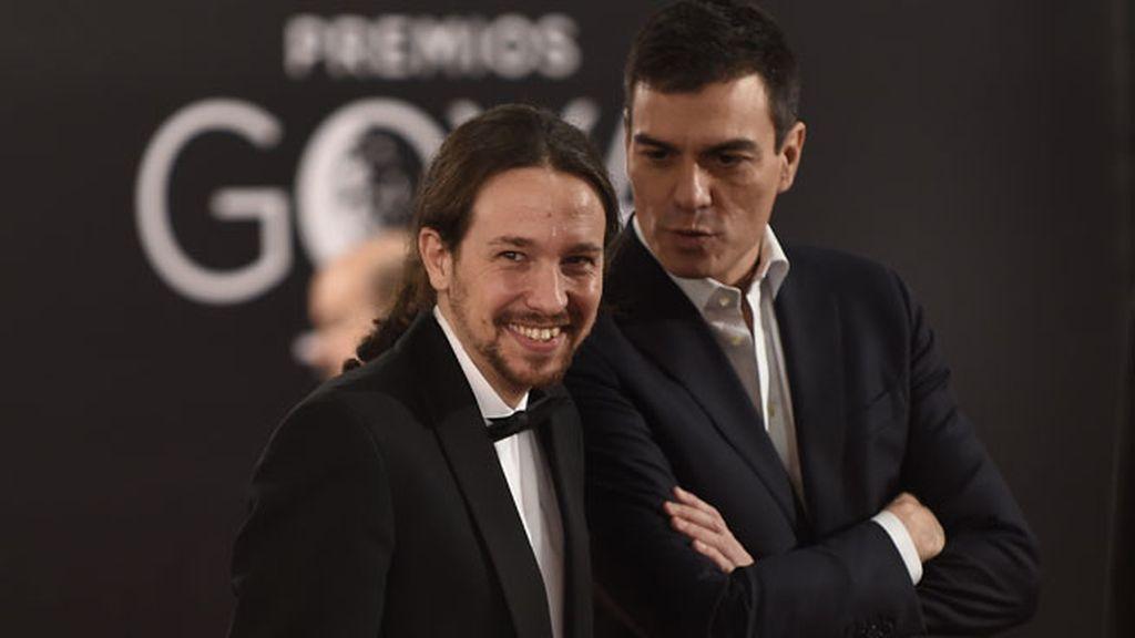Pedro Sánchez y Pablo Iglesias han compartido confesiones