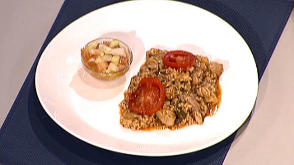 arroz cordobés