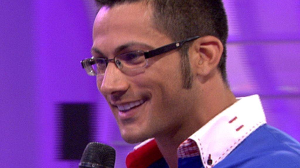 José Luis, nuevo tronista