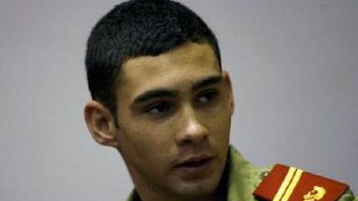 Elián González, ahora tiene 16 años estudia en una escuela militar donde se convertirá en oficial de las Fuerzas Armadas. Foto Web Cubadebate