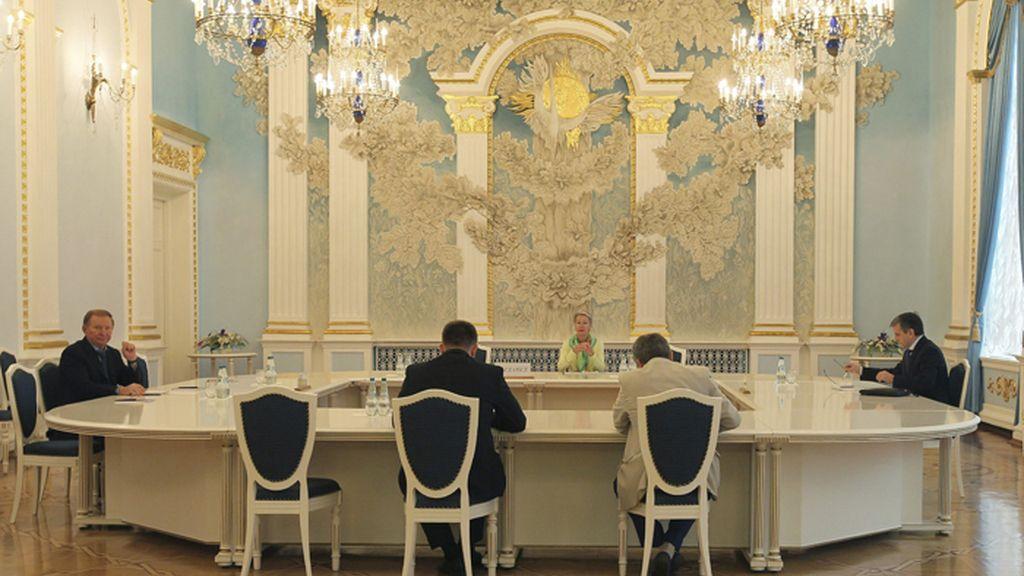 Reunión en Minsk sobre el conflicto en Ucrania