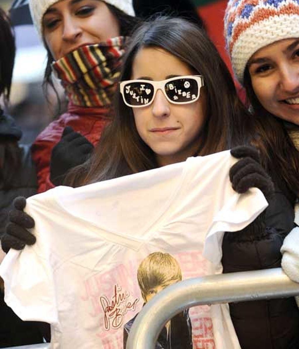 Justin Bieber, en Madrid