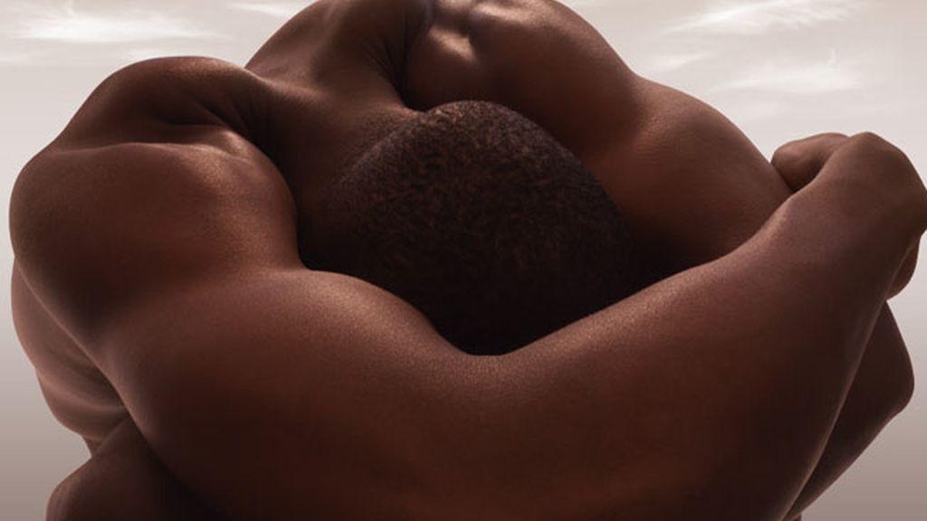 'Bodyscapes': Un impresionante paisaje de cuerpos humanos