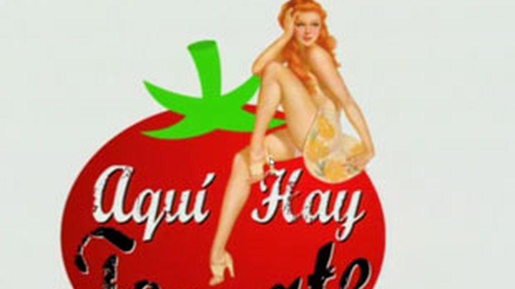 Logotipo de 'Aquí hay tomate'; le quedan dos días de 'vida'