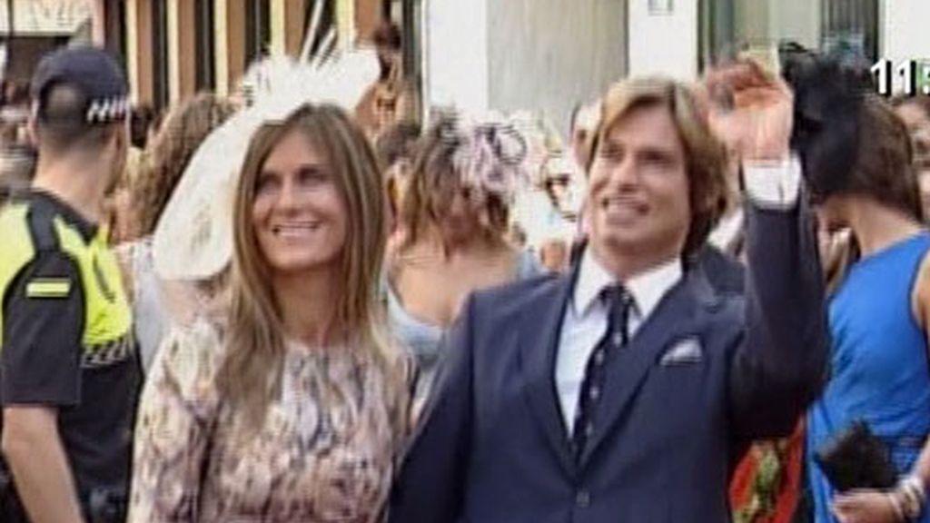 Pastora Soler se casa en Coria del Río