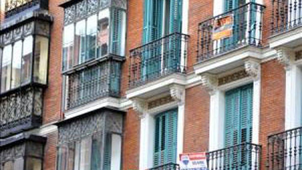 un incremento de un año en el plazo del vencimiento de la hipoteca elevaría el consumo en torno a 1,3 puntos porcentuales FOTO: EFE/archivo