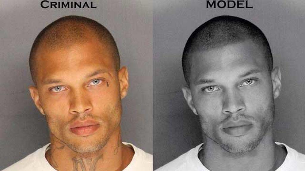 Las redes sociales se llenan de memes de Jeremy Meeks, el preso más guapo