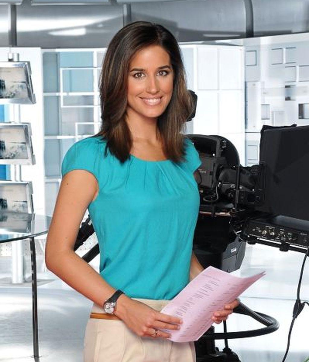 Isabel Jiménez, nueva cara de los Informativos de las 15:00, con David Cantero