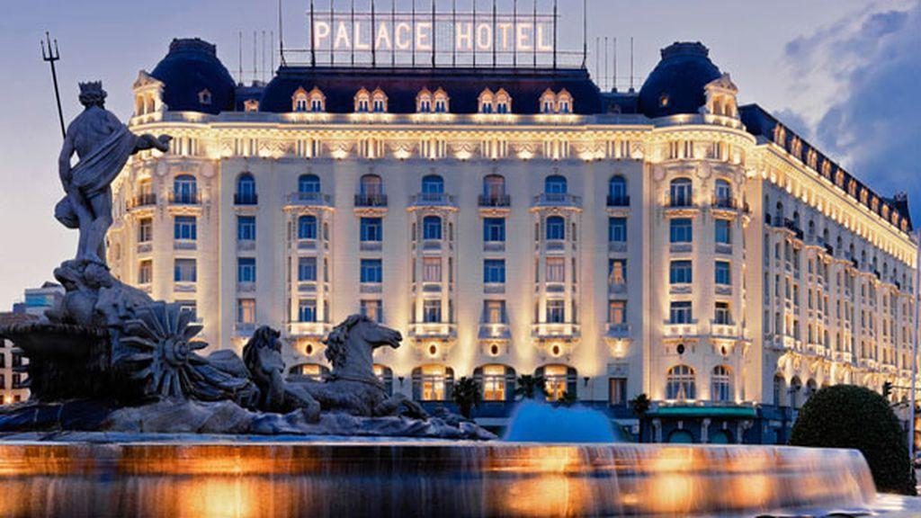 Hotel, Nochevieja