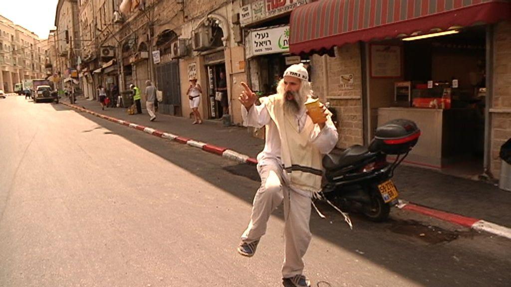 Callejeros Viajeros: Tel Aviv
