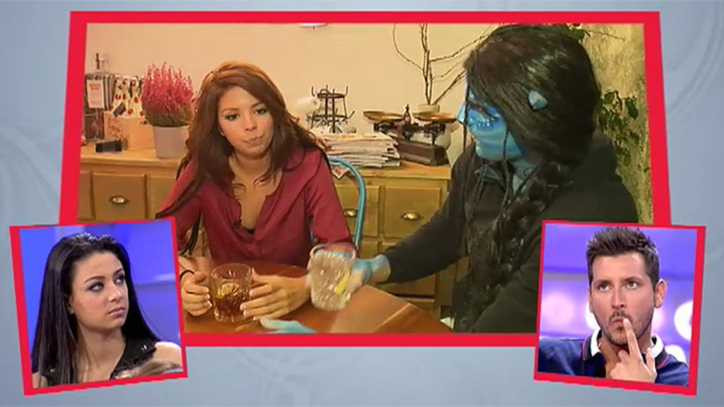 Avatar tiene celos de la relación de Anais y Manu