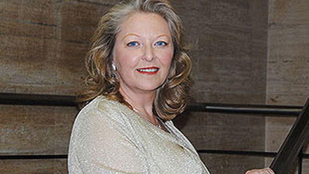 Anne Germain, la médium de 'Más de la vida'