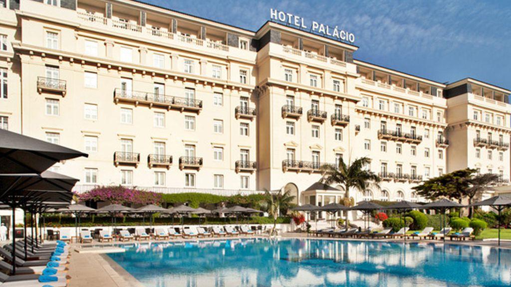 El Hotel Palacio Estoril de Portugal fue uno de los escenarios de 'Al servicio secreto de su majestad'
