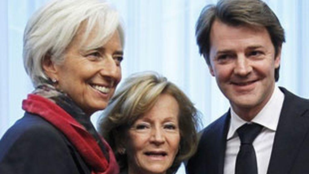 """El Eurogrupo acordó anoche pedir a la banca un """"incremento sustancial"""" de su participación en el segundo rescate de Grecia. FOTO: Reuters"""