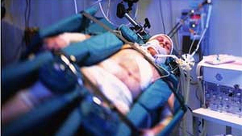 Sólo en Alemania, unas 5.000 personas al año caen atrapadas en un estado de coma durante años. Vídeo: Informativos Telecinco