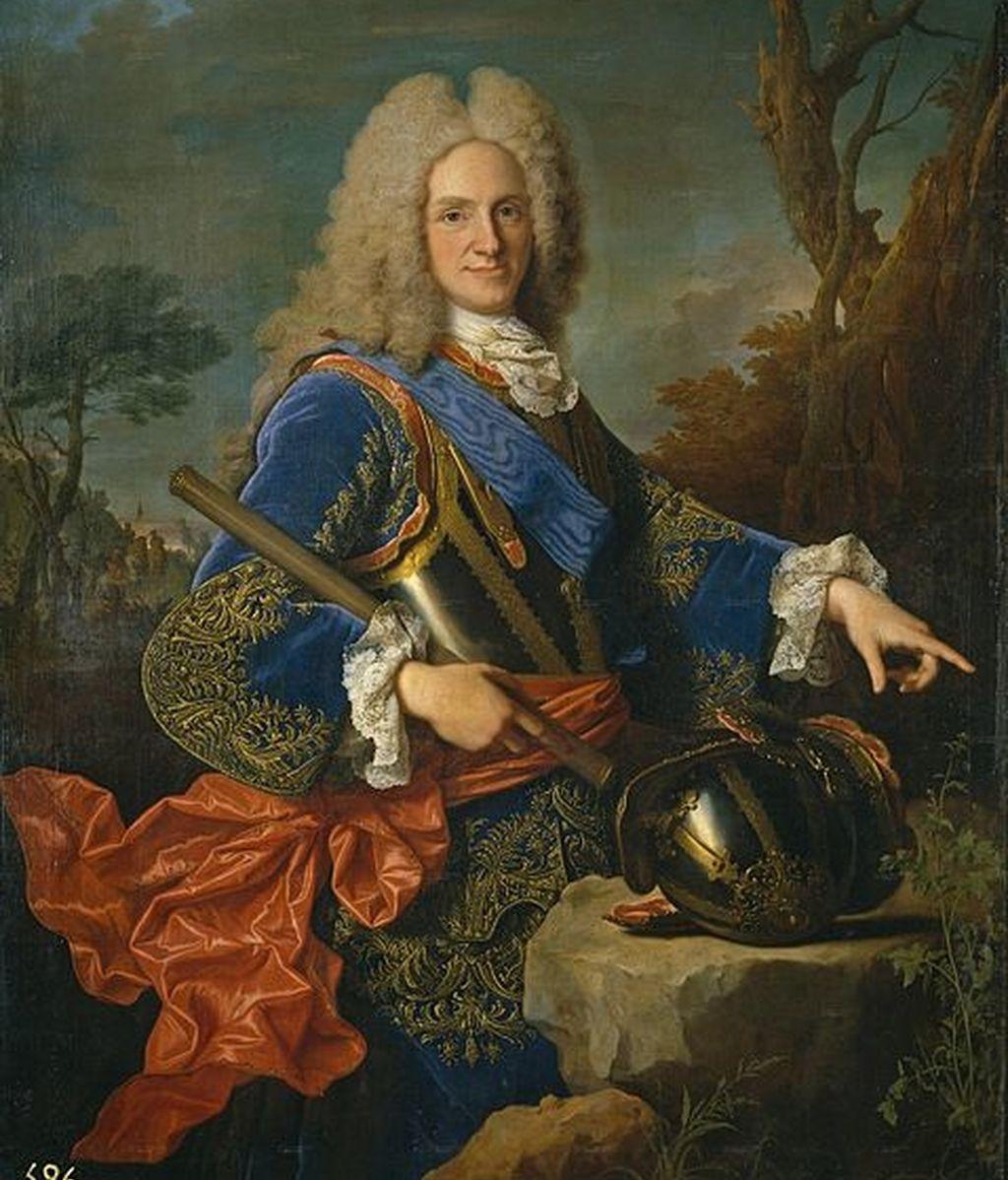 Retrato del rey Felipe V de España