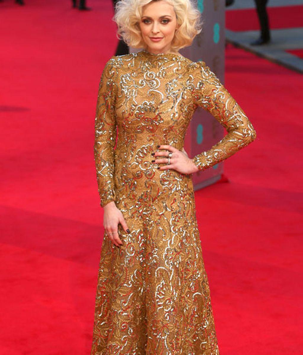 Fearne Cotton posa a la entrada de los Bafta 2013