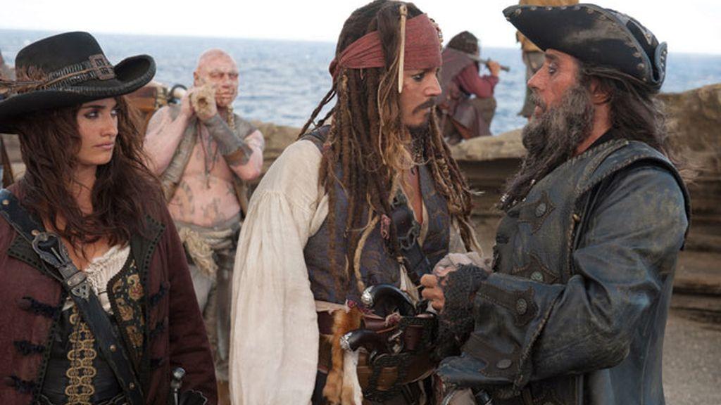 Nuevas fotos de Penélope Pirata