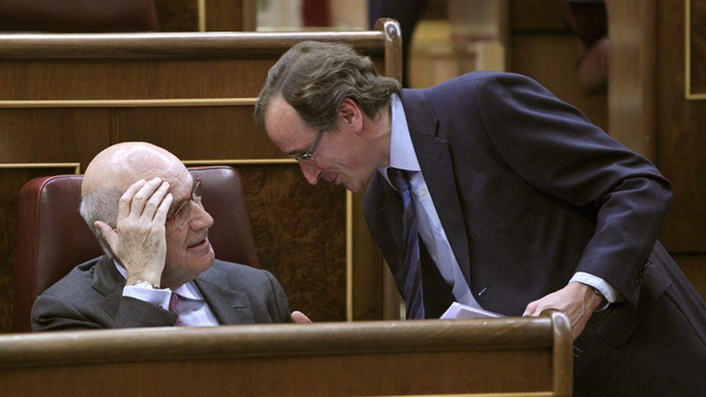 Pleno del Congreso de la Diputados