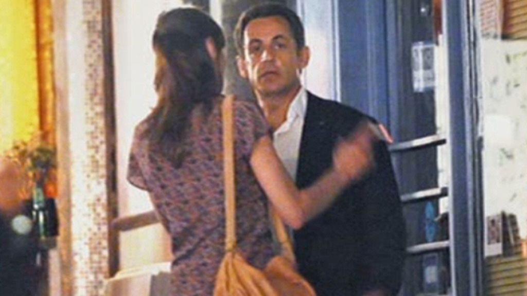 Sarkozy, muy enfadado con la prensa