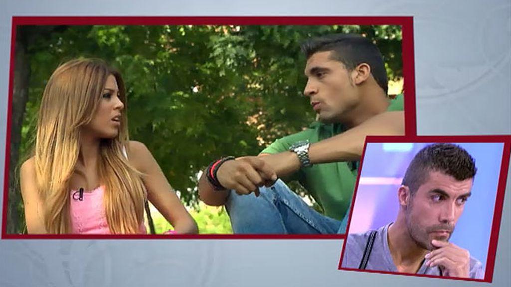Oriana sigue dolida por su ruptura con Tony