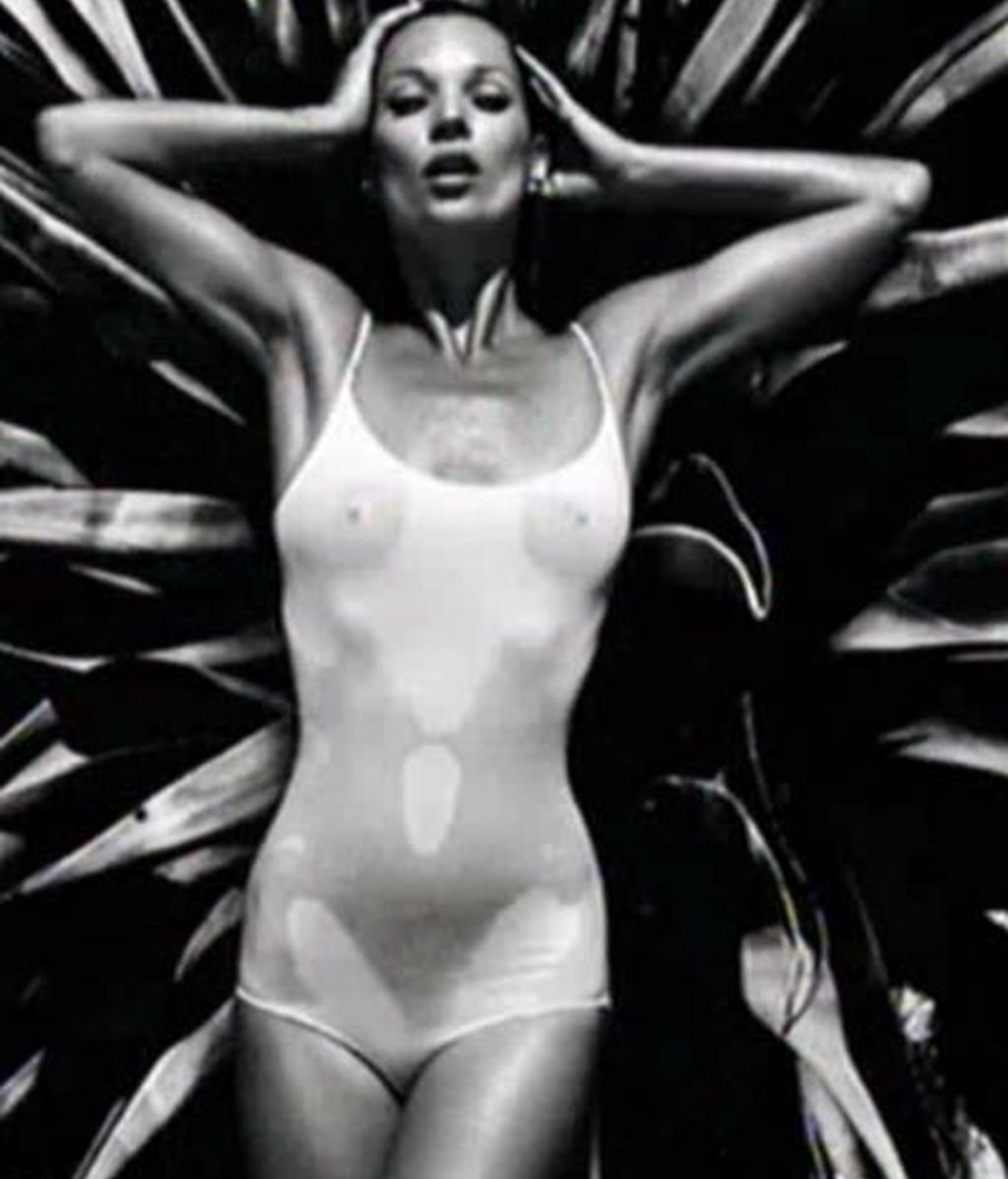 Kate Moss al desnudo
