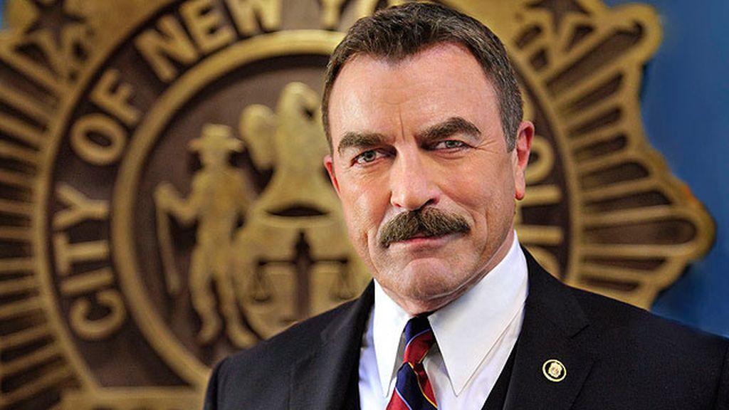 Frank Reagan, una institución de la policía de Nueva York