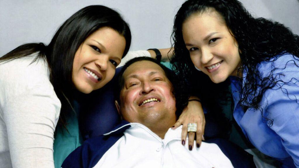 Chávez, tras la operación