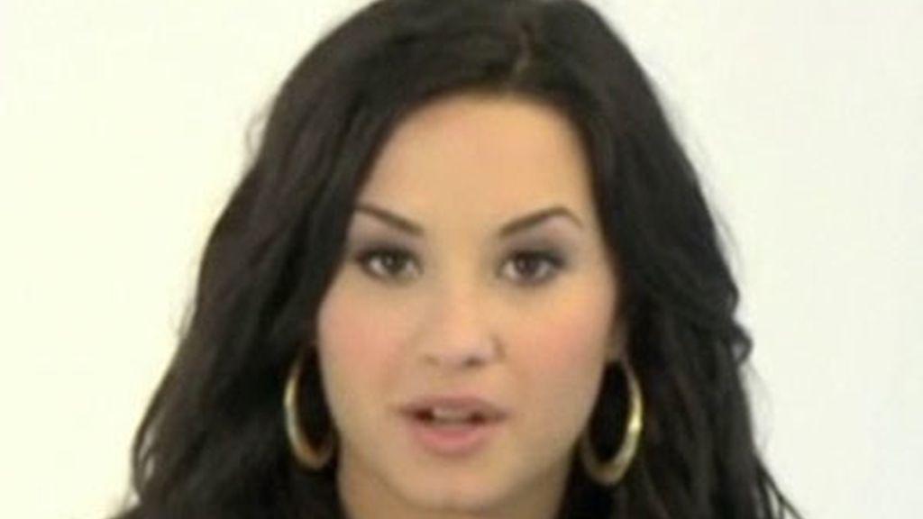 Demi Lovato tras su rehabilitación