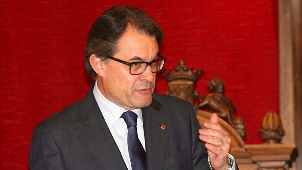 Mas replica a Rajoy: Cataluña ha demostrado que sabe hacer política en mayúsculas