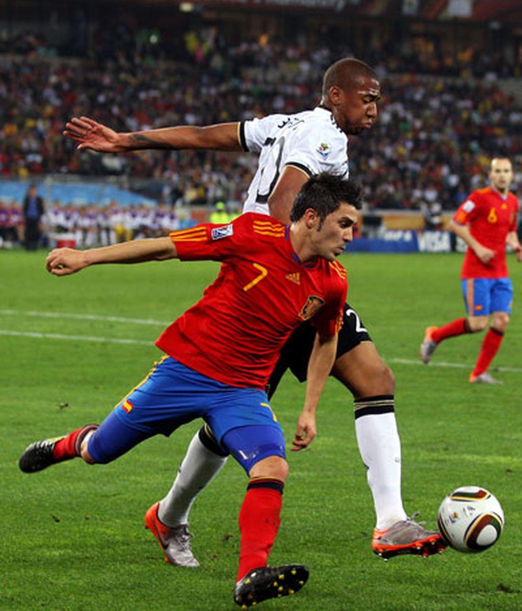 Villa, esperanzado en ganar la final