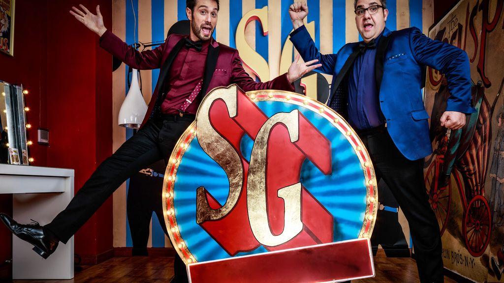 Florentino Fernández y Dani Martínez presentan el programa de comedia de Cuatro
