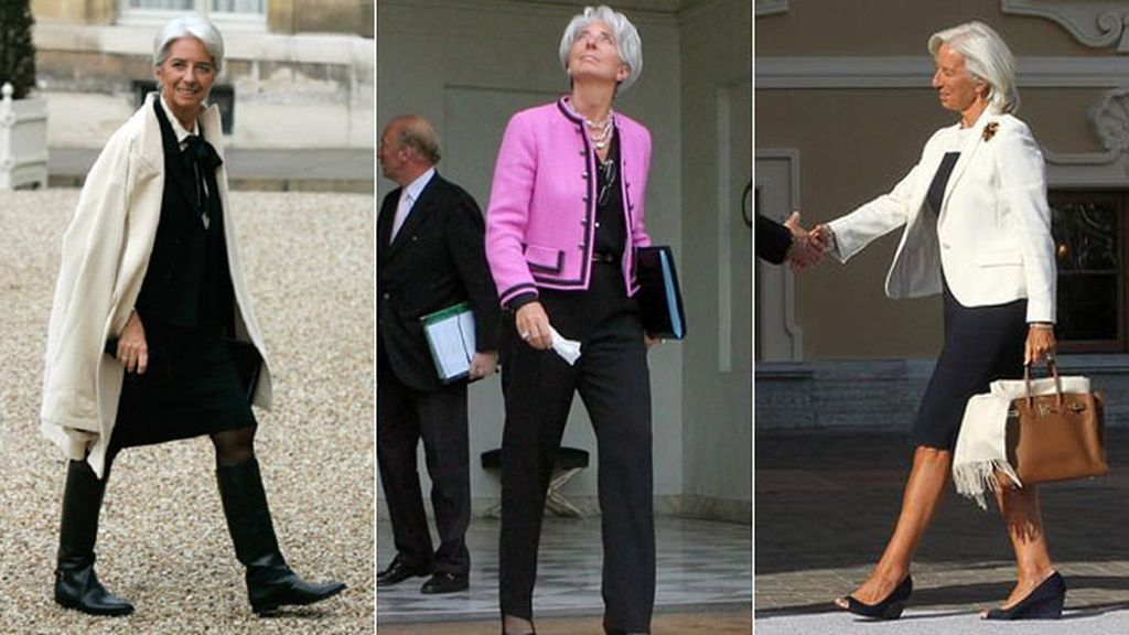 Christine Largarde, la 'fashionista'