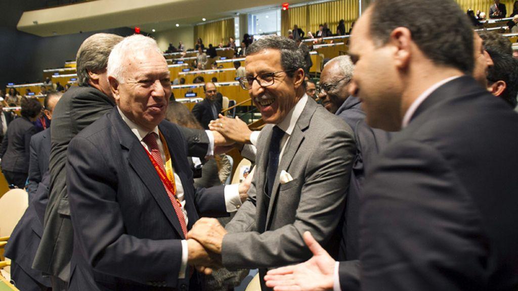España logra un asiento en el Consejo de Seguridad de la ONU