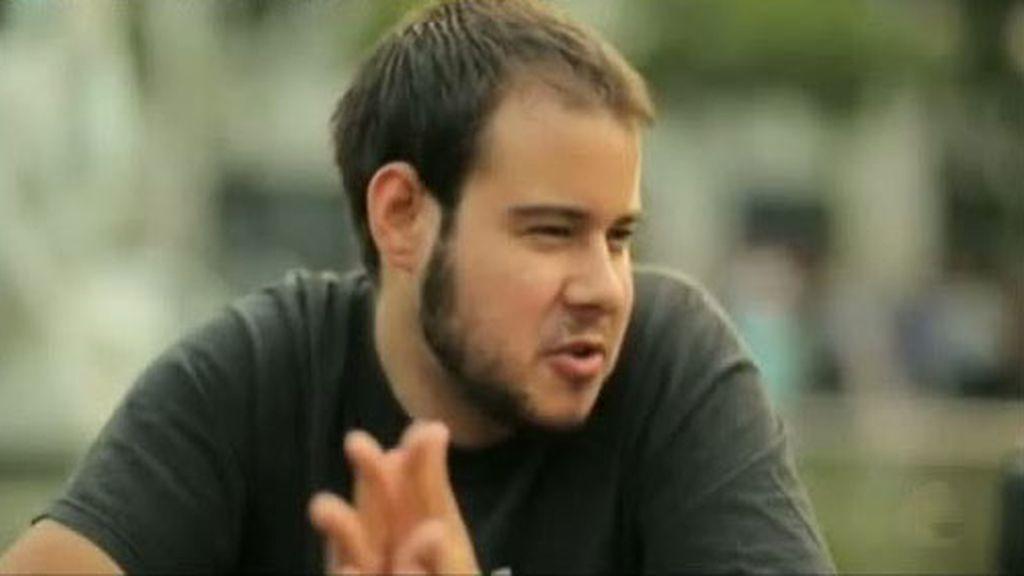 Imagen de archivo del rapero Pablo Hasél