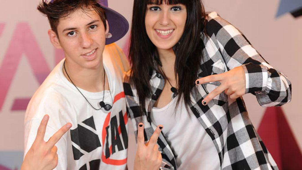Marc y Didi