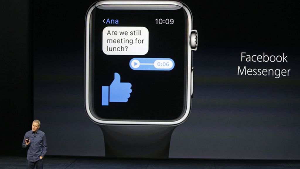 Apple se reinventa