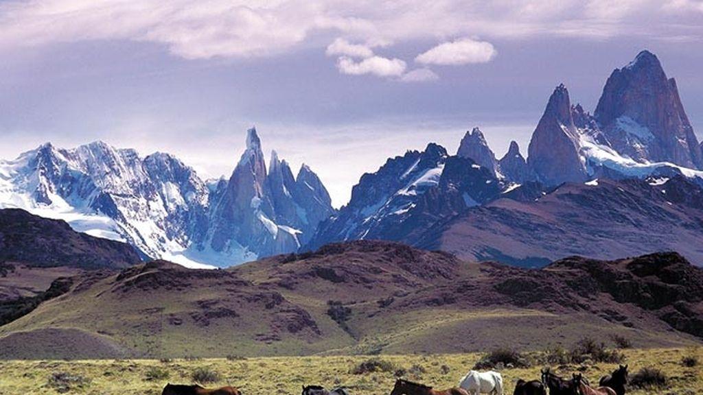 Pasear en caballo por la Patagonia argentina, hasta Villa Angostura