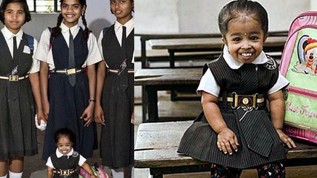 Las personas más pequeñas del mundo