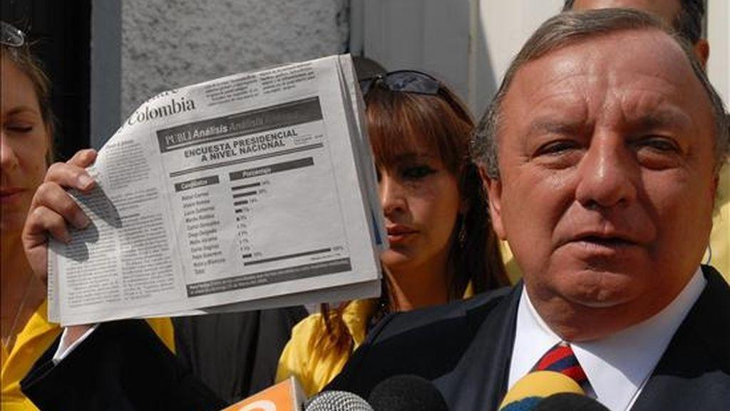 Noboa, postulante a la Presidencia de Ecuador en los próximos comicios dijo que acudirá a organismos internacionales para pedir la descalificación del actual jefe de Estado, Rafael Correa, como candidato presidencial. EFE