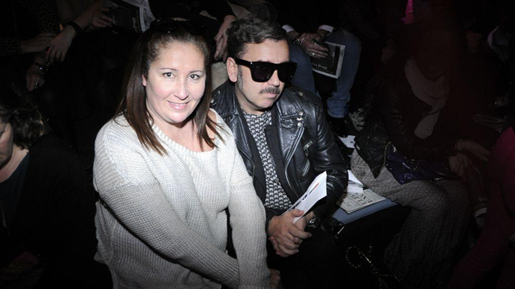Celebrities, fiesta y gamberradas con Carlos Diez y Escoté