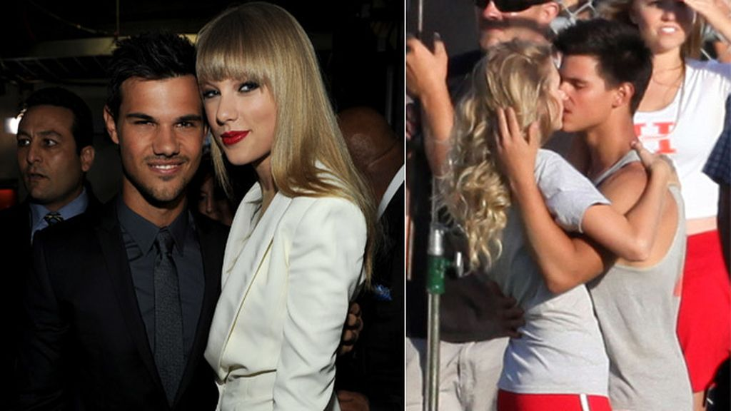 Los novios de Taylor Swift