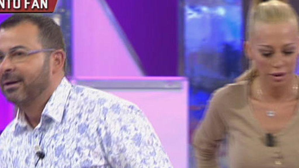 Jorge y Belén, a lo Justin Bieber
