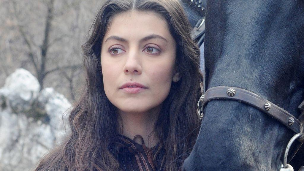 Martiño Rivas y Alessandra Mastronardi, protagonistas de 'Romeo y Julieta'